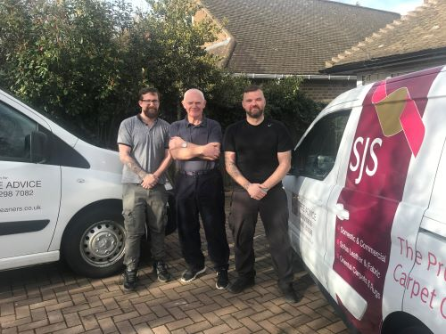 SJS Carpet Cleaning Team
