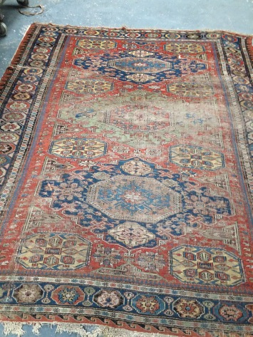 Oriental Rug Cleaning Leicester