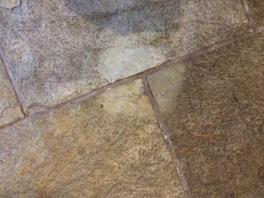 SJS clean stone floors