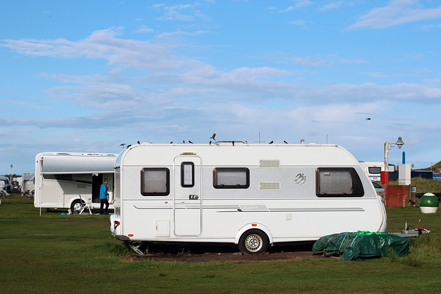 caravan club cleaning package