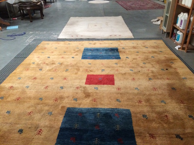 Gabbeh Rugs Cleaned Leicester & Loughborough