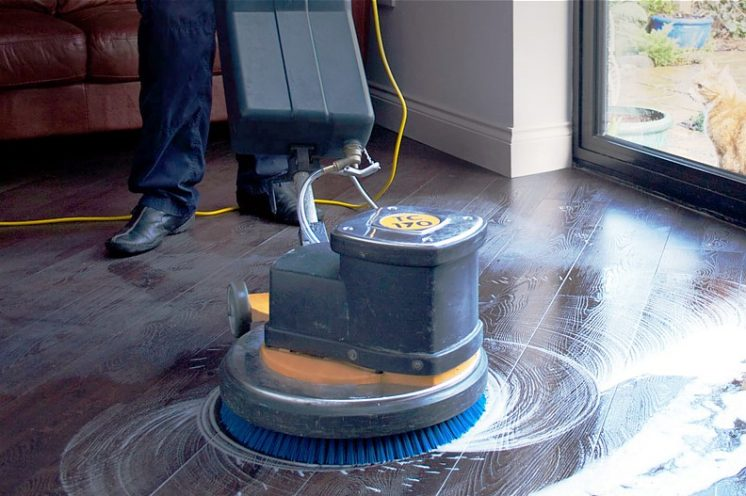 Hard Floor Cleaning Leicester & Loughborough