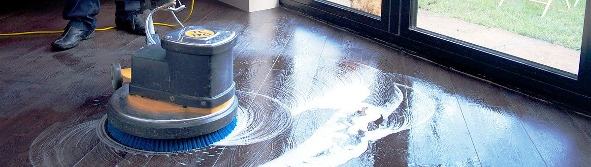 Hard Floor Cleaning in Leicester & Loughborough