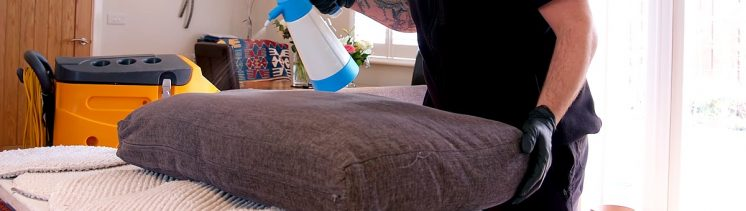 Upholstery Cleaning in Leicester & Loughborough